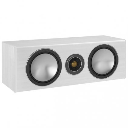 Центральный канал Monitor Audio Bronze Centre white ash