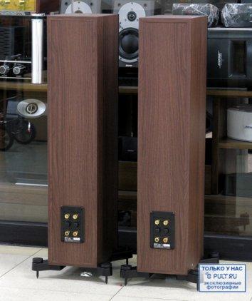 Напольная акустика KEF Q500 black oak