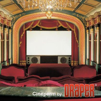 "Экран Draper Cineperm NTSC (3:4) 305/120""(10) 178*239 CRS"