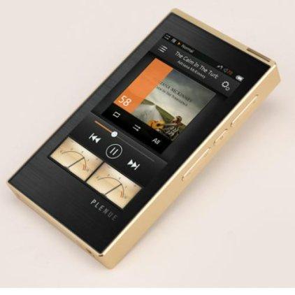 Портативный плеер Cowon Plenue 1 128Gb gold