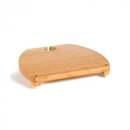 Atacama Elite ECO 6.0 Hi-Fi Single Shelf Module Light Oak 175mm