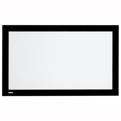 "Экран Digis DSVFS-16907 (VELVET, формат 16:9, 176"", 407*236, рабочая поверхность 390*219, MW, обтянут чёрным бархатом)"
