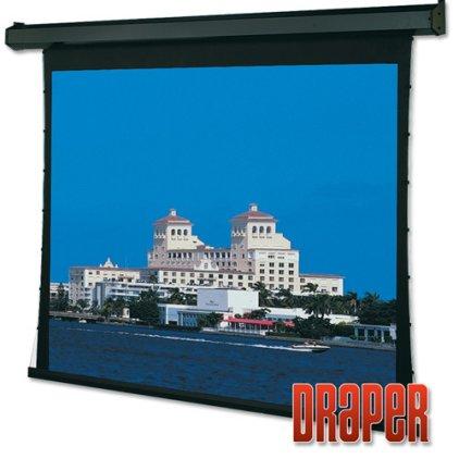 "Экран Draper Premier HDTV (9:16) 269/106"" 132*234 XH600V (HDG) ebd 30"" case white"