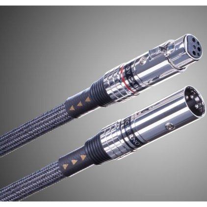 Кабель  межблочный аудио Tchernov Cable Ultimate IC XLR 2.65m