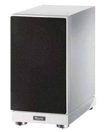 Полочная акустика Magnat Quantum 753 white piano/satin lacuer