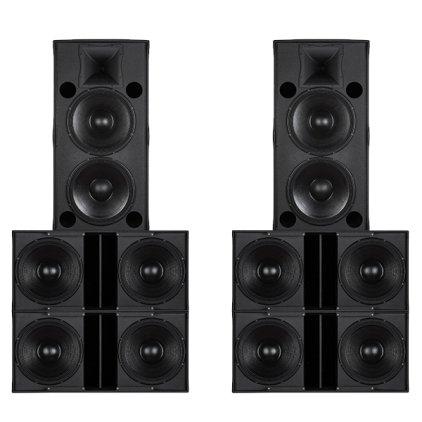 Комплект звукового оборудования RCF V-MAX series