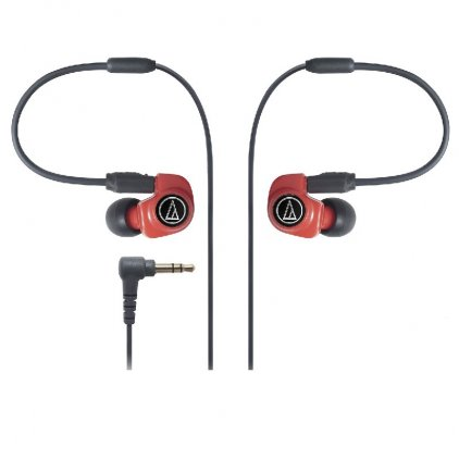 Наушники Audio Technica ATH-IM70 black