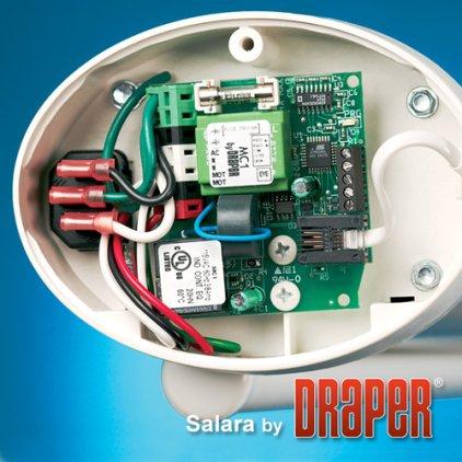 "Экран Draper Salara HDTV (9:16) 269/106"" 132*234 HCG (XH800E) ebd 12"""