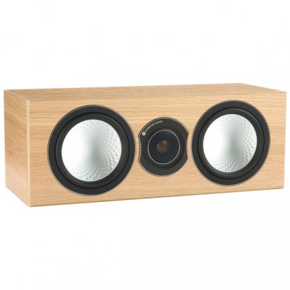 Центральный канал Monitor Audio Silver Centre natural oak
