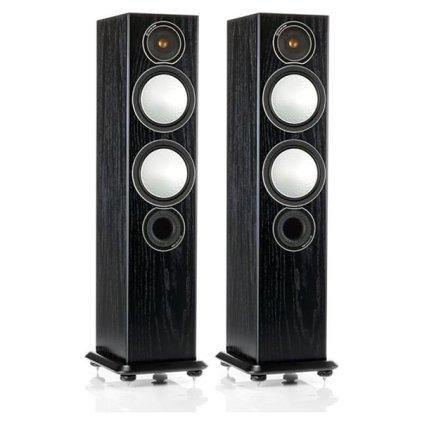 Напольная акустика Monitor Audio Silver 6 black oak
