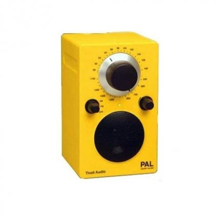 Радиоприемник Tivoli Audio Portable Audio Laboratory neon yellow (PALYEL)