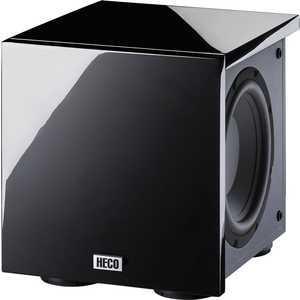 Сабвуфер Heco Phalanx Micro 302A piano black