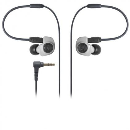 Наушники Audio Technica ATH-IM50 white