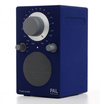 Радиоприемник Tivoli Audio Portable Audio Laboratory electric blue