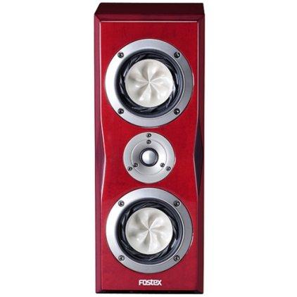 Центральный канал Fostex GX102MA glossy wine red