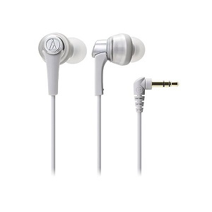 Наушники Audio Technica ATH-CKR5 white