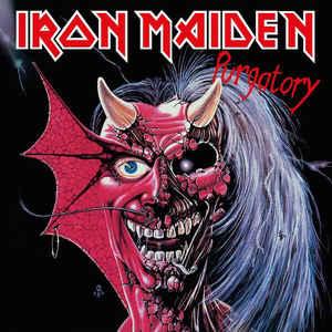 Виниловая пластинка Iron Maiden PURGATORY (Limited)