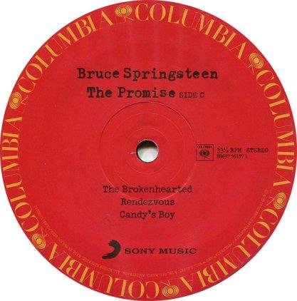 Виниловая пластинка Bruce Springsteen THE PROMISE (180 Gram)