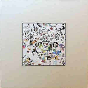 Виниловая пластинка Led Zeppelin LED ZEPPELIN III (Super Deluxe Edition Box set/Remastered/2CD+2LP/180 Gram/Hardbound 80-page book)