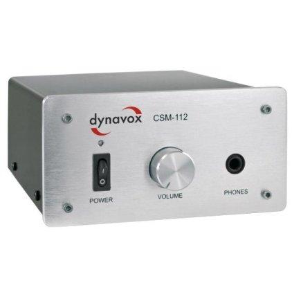 Усилитель для наушников Dynavox CSM-112 black