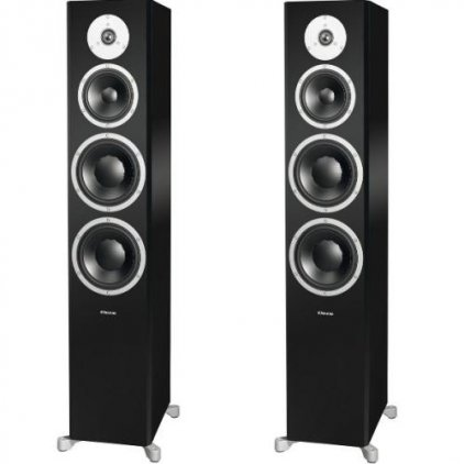 Напольная акустика Dynaudio Excite X38 glossy black lacquer