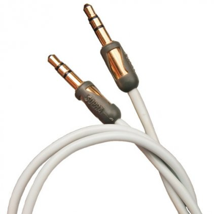 Кабель Supra MP-CABLE 3.5MM STEREO 0.5m