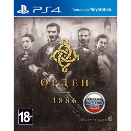Игра для PS4 Орден 1886 (русcкая версия)