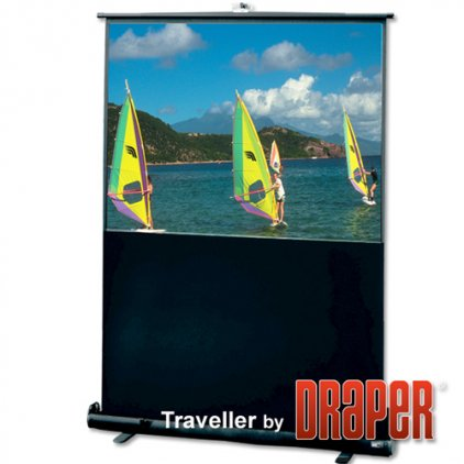 "Экран Draper Traveller NTSC (3:4) 204/80"" 122*163 MW (XT1000E)"