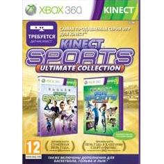 Игра для Xbox360 Kinect Sport Ultimate (русская версия)