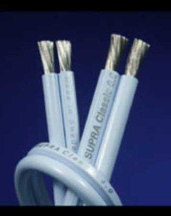 Акустический кабель Supra Classic 6.0 м/кат (катушка 100м)