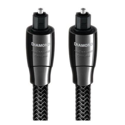 Оптический кабель AudioQuest OptiLink Diamond 1.5m