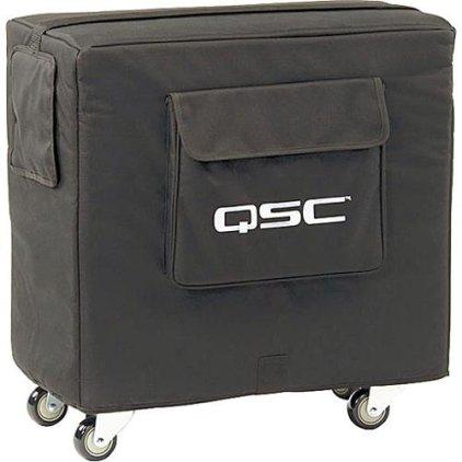 Кейс QSC KSUB COVER Всепогодный чехол для Ksub с покрытием из Nylon/Cordura® на колесах