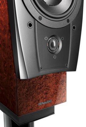 Полочная акустика Dynaudio Confidence C1 Platinum mokka laquer