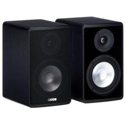 Полочная акустика Canton Ergo 620 black (пара)