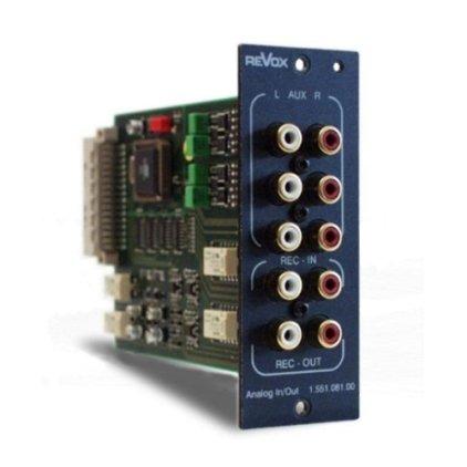 Модуль Revox M51 I/O module