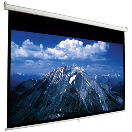 "Экран Draper Accuscreen Manual Format (16:10) 94"" (50x80"") 127*203 MW TBD12"" 800062"
