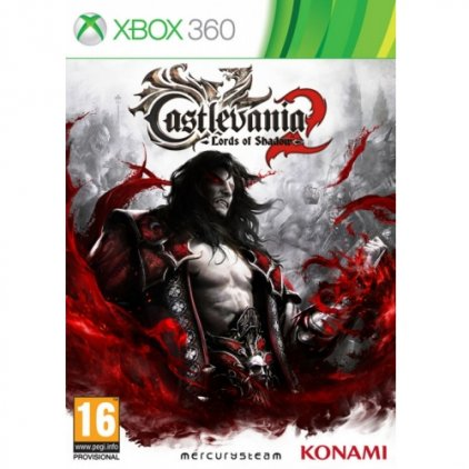 Игра для Xbox360 Castlevania: Lords of Shadow 2 (русская документация)