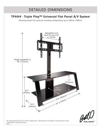 Подставка Bello TP-4444