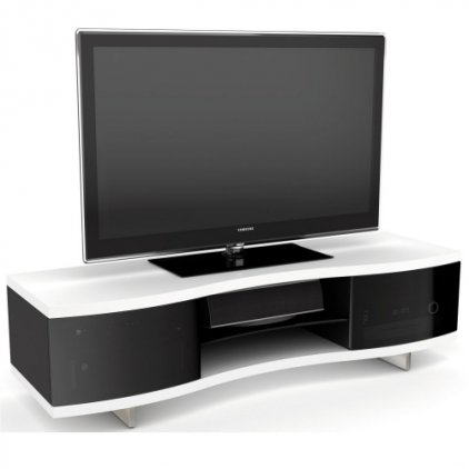 Тумба под телевизор BDI OLA 8137 white