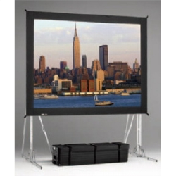 "Экран Da-Lite Standard Fast-Fold Truss (3:4) 669/275"" 335x579 Du"