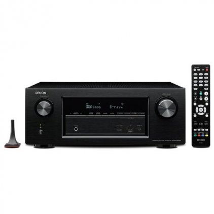 AV ресивер Denon AVR-X3200W Black