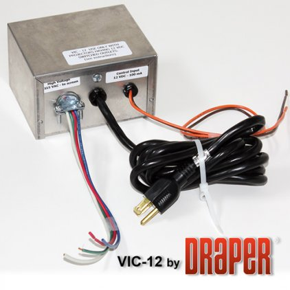 Блок-реле Draper VIC-12 Video interface
