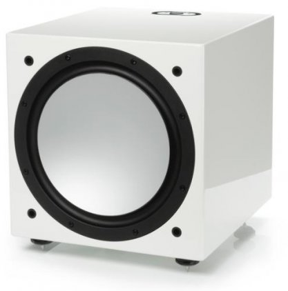Сабвуфер Monitor Audio Silver W12 high gloss white