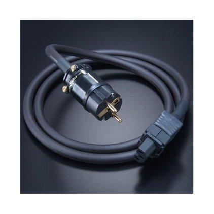 Сетевой кабель Furutech G-314 Ag-18 (SCHUKO) 1.8m