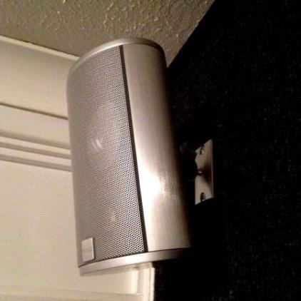 Настенная акустика Canton CD 220.3 white