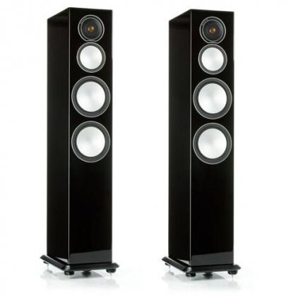 Напольная акустика Monitor Audio Silver 8 high gloss black