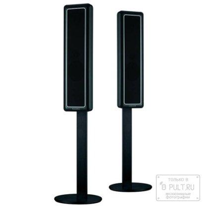 Стойка для колонок B&W VM6 Stand (высота 61.8 см) black