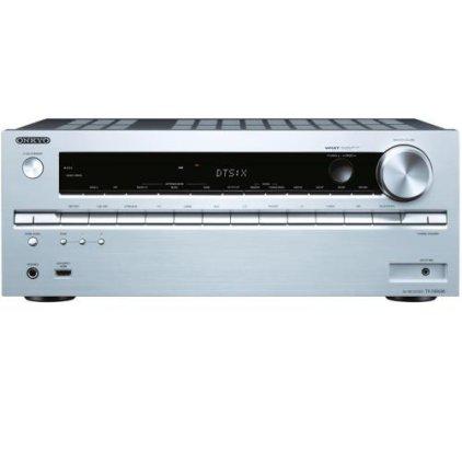 AV ресивер Onkyo TX-NR646 silver