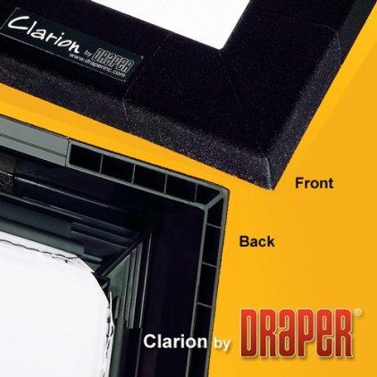 "Экран Draper Clarion NTSC (3:4) 254/100"" 152*203 XH600V (HDG)"