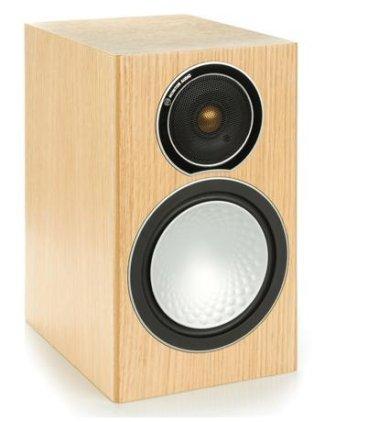Полочная акустика Monitor Audio Silver 1 natural oak
